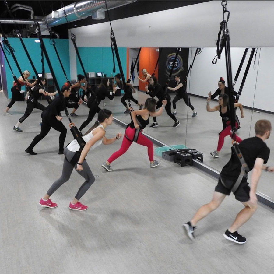 Take Flight At Cincinnati's First Fly Bungee Fitness ...